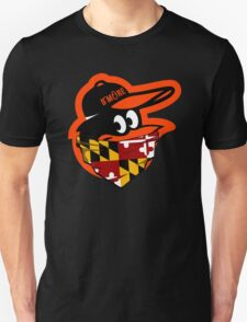 GANGSTER BIRD ( BASEBALL PARODY ) T-Shirt