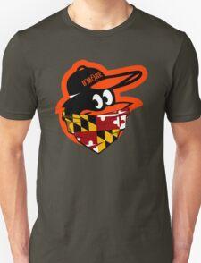 GANGSTER BIRD ( BASEBALL PARODY ) T-Shirt