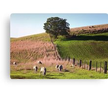 Ceres Landscape Canvas Print