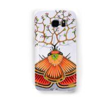 tree - moth (original sold) Samsung Galaxy Case/Skin