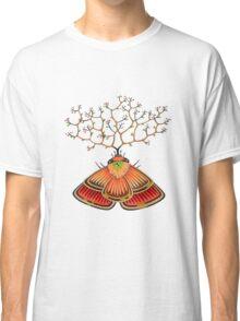 tree - moth (original sold) Classic T-Shirt