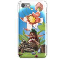 Smokin´ Dwarf iPhone Case/Skin