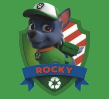 Rocky - Paw Patrol Kids Tee