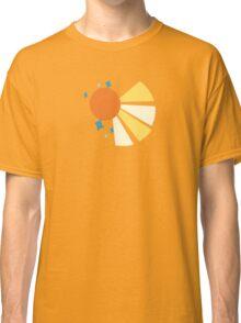 My little Pony - Sunburst Cutie Mark V3 Classic T-Shirt