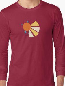 My little Pony - Sunburst Cutie Mark V3 Long Sleeve T-Shirt