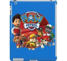 PAW Patrol  iPad Case/Skin