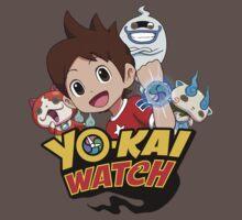 Yokai Watch One Piece - Short Sleeve