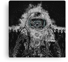 LOST IN MARS Canvas Print