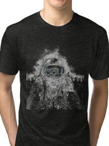 LOST IN MARS Tri-blend T-Shirt