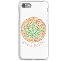 Blind faith iPhone Case/Skin