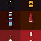 Sauce Spectrum by Stephen Wildish