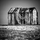 Fishermans Hut by Dave Hare