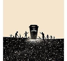 Need Coffee! Photographic Print