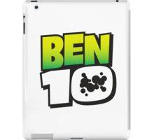 Ben Ten Logo iPad Case/Skin