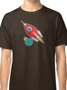 Rocket on the go Classic T-Shirt