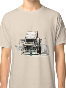 Buster keaton Steamboat Bill Classic T-Shirt