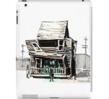 Buster keaton Steamboat Bill iPad Case/Skin