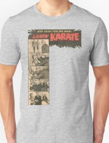 Step Aside - Learn Karate T-Shirt