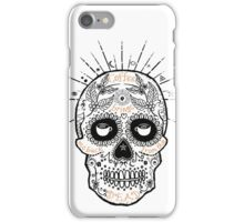 coffee brings me back from the dead iPhone Case/Skin