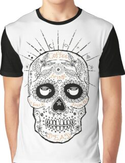 coffee brings me back from the dead Graphic T-Shirt