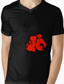 This is my Fight Song Mens V-Neck T-Shirt