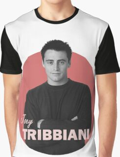 Joey Tribbiani - Friends Graphic T-Shirt
