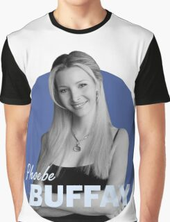 Phoebe Buffay - Friends Graphic T-Shirt