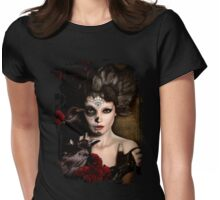 Darkside Sugar Doll Womens Fitted T-Shirt