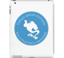 today's special moments iPad Case/Skin