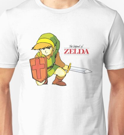 The Legend of Zelda - Classic Link Unisex T-Shirt