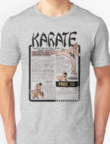 Karate - Total Defence System T-Shirt
