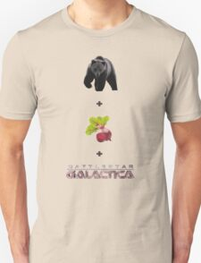 Baers + Beets + Battlestar Galactica (Colour) T-Shirt