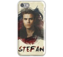 Stefan - The Vampire Diaries iPhone Case/Skin