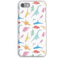 Dino Doodles iPhone Case/Skin