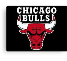 CHICAGO BULLS NBA Canvas Print