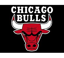 CHICAGO BULLS NBA Photographic Print