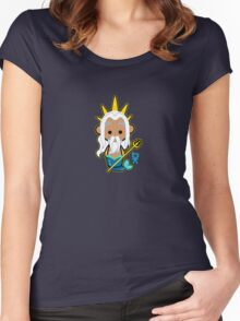 Kbies: King Triton Women's Fitted Scoop T-Shirt