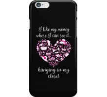 Carrie Bradshaw Quote iPhone Case/Skin