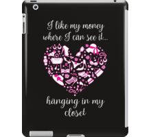 Carrie Bradshaw Quote iPad Case/Skin