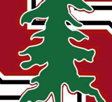 Standford University  Sticker