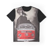 VW WOLF Graphic T-Shirt