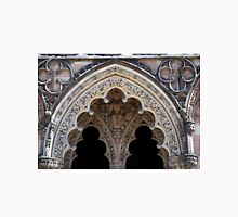 Doorway Arch, Lichfield Cathedral. Unisex T-Shirt