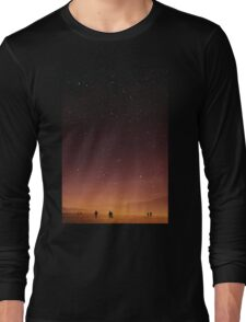 Planet Walk Long Sleeve T-Shirt