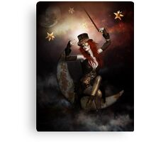 Maestro Steampunk Canvas Print
