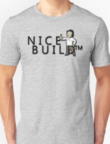 Nice Build TM - Bun Boy Unisex T-Shirt