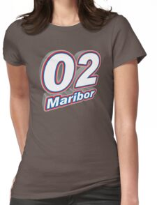 02 Maribor Womens Fitted T-Shirt