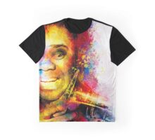 Satchmo Louis Armstrong Graphic T-Shirt