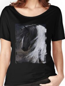 Gypsy Vanner Women's Relaxed Fit T-Shirt