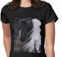 Gypsy Vanner Womens Fitted T-Shirt