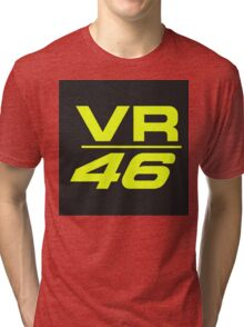 vr 46 ok Tri-blend T-Shirt